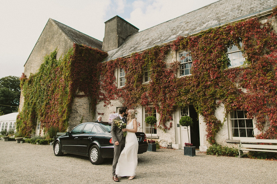 Cloughjordan house wedding - J&L 135