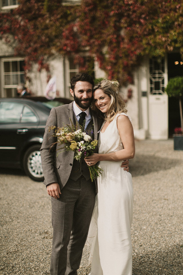 Cloughjordan house wedding - J&L 136
