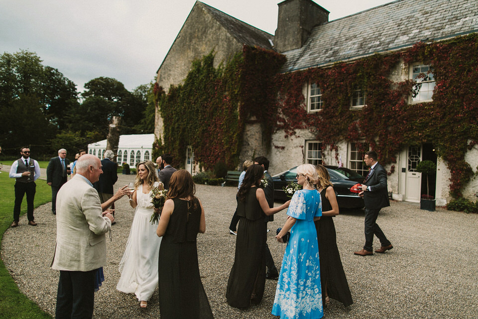 Cloughjordan house wedding - J&L 139