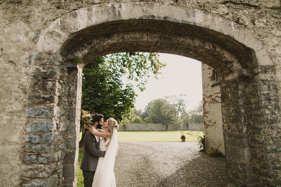 Cloughjordan house wedding - J&L 156