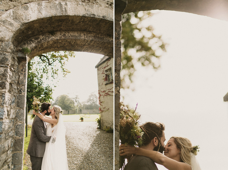 Cloughjordan house wedding - J&L 157