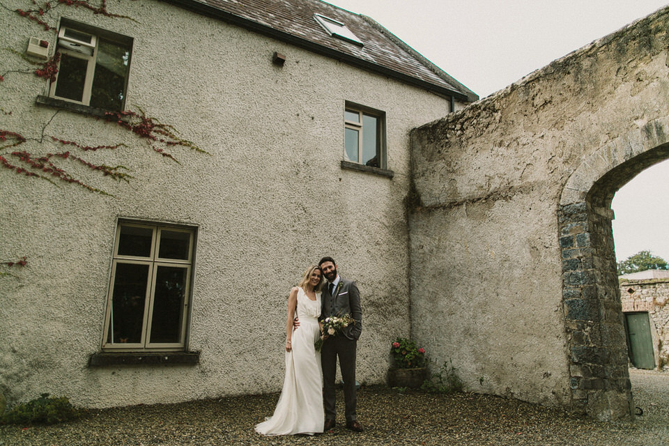 Cloughjordan house wedding - J&L 161