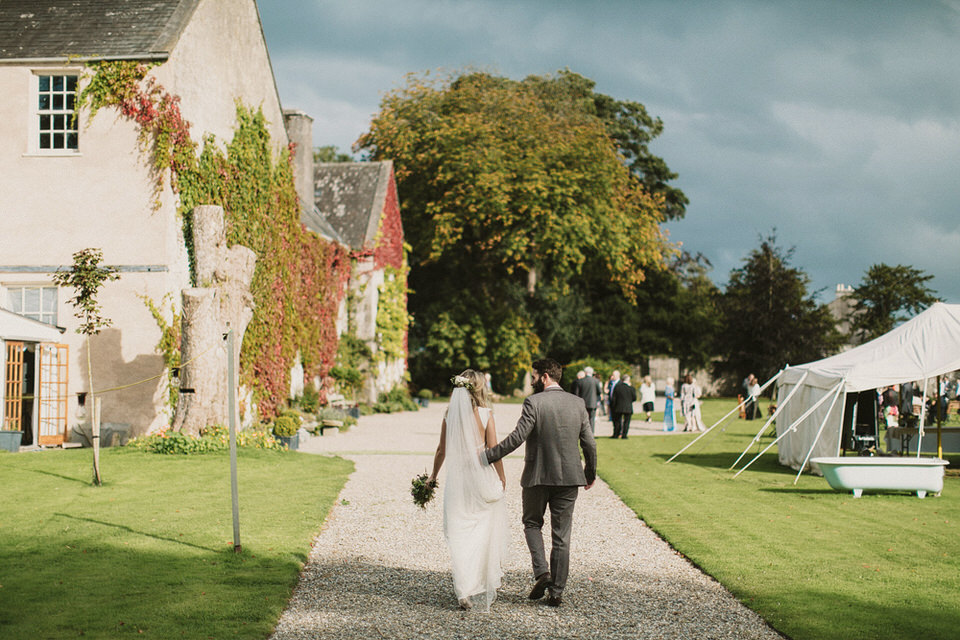 Cloughjordan house wedding - J&L 170