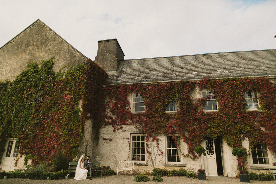 Cloughjordan house wedding - J&L 171