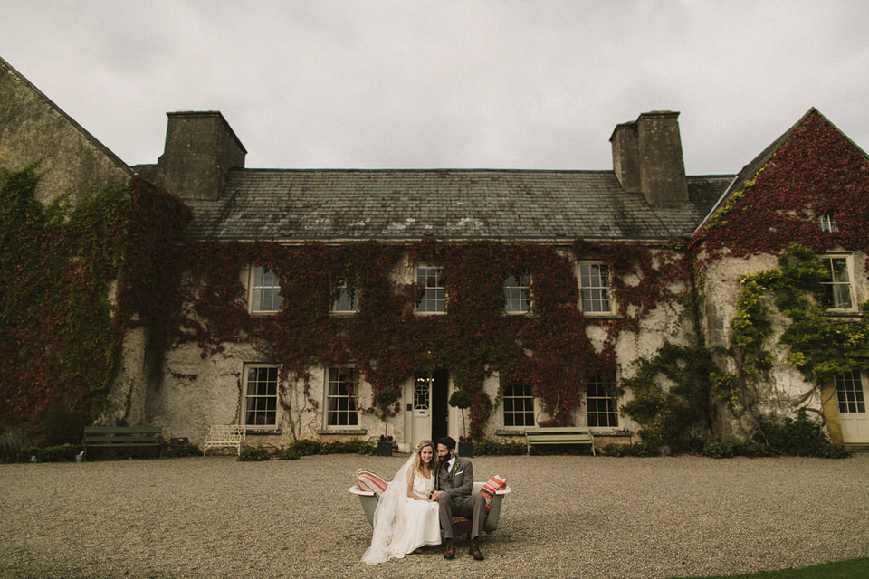 Cloughjordan house wedding - J&L 173