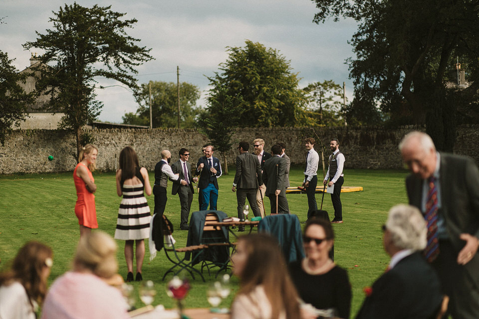 Cloughjordan house wedding - J&L 178
