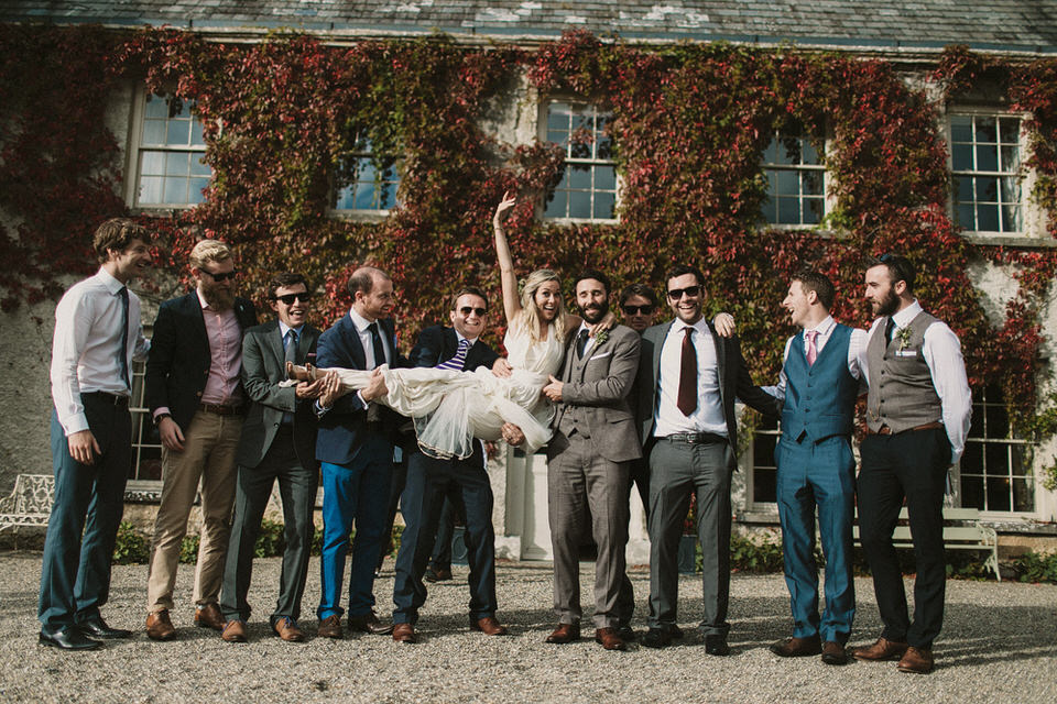 Cloughjordan house wedding - J&L 187