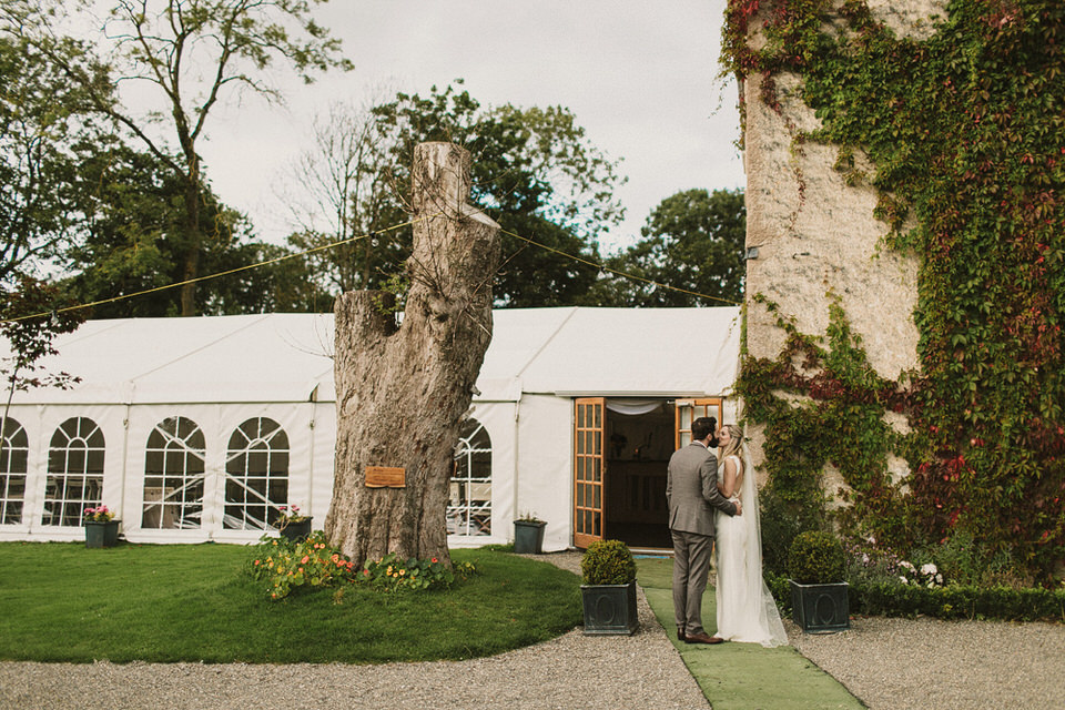 Cloughjordan house wedding - J&L 201