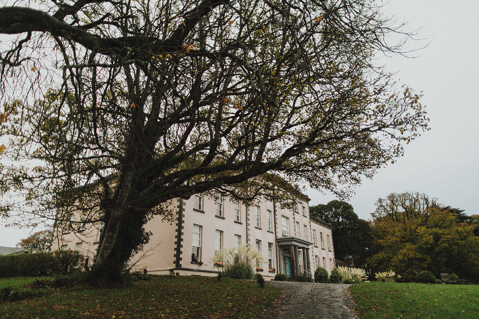 Olivia&Brian | Longueville House wedding | November 2