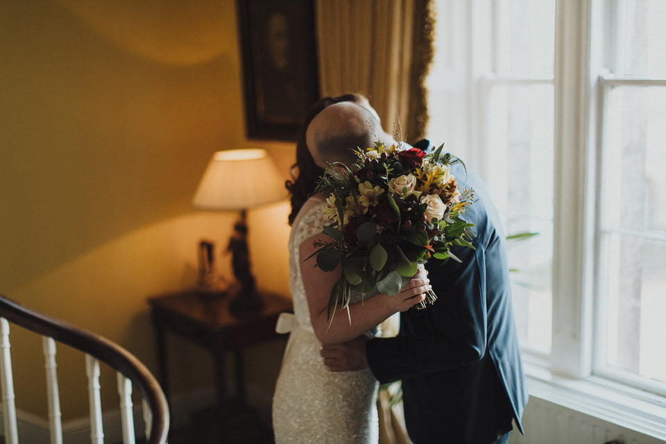 Olivia&Brian | Longueville House wedding | November 39