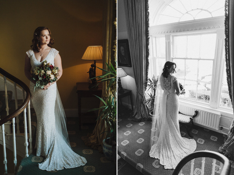 Olivia&Brian | Longueville House wedding | November 42