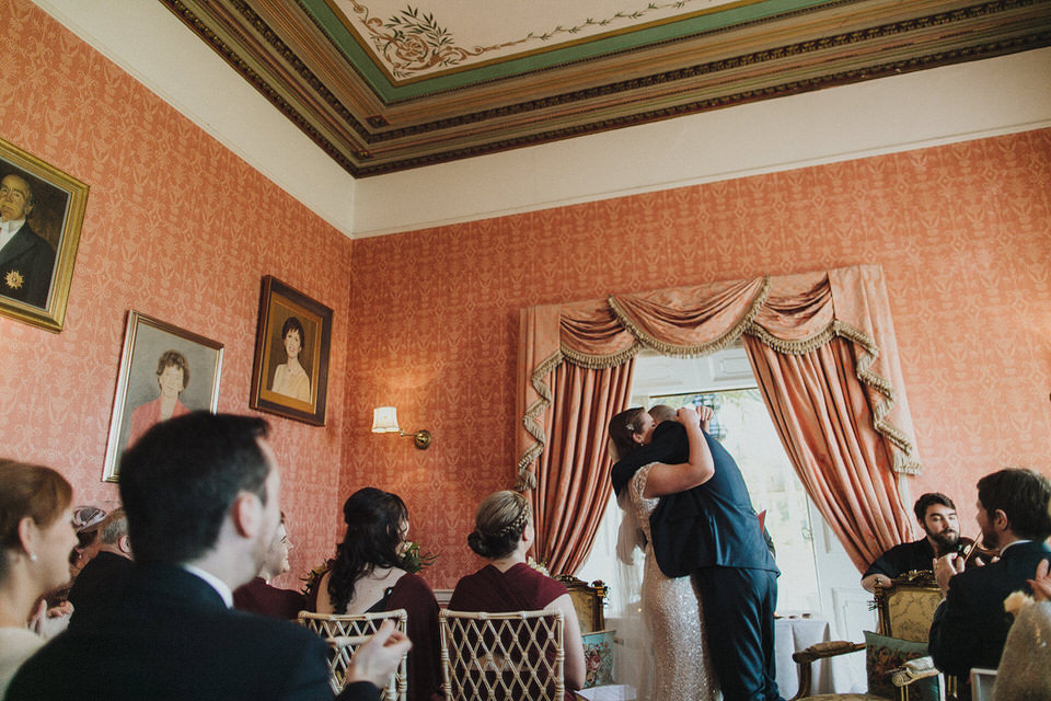 Olivia&Brian | Longueville House wedding | November 107
