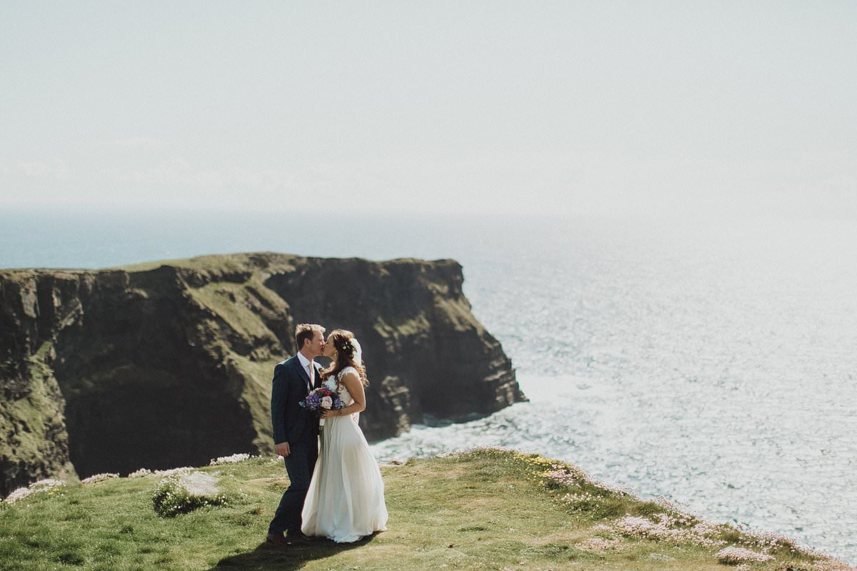 Doolin wedding - Cliffs of Moher wedding photography 0189
