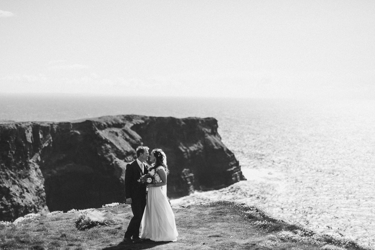 Doolin wedding - Cliffs of Moher wedding photography 0190