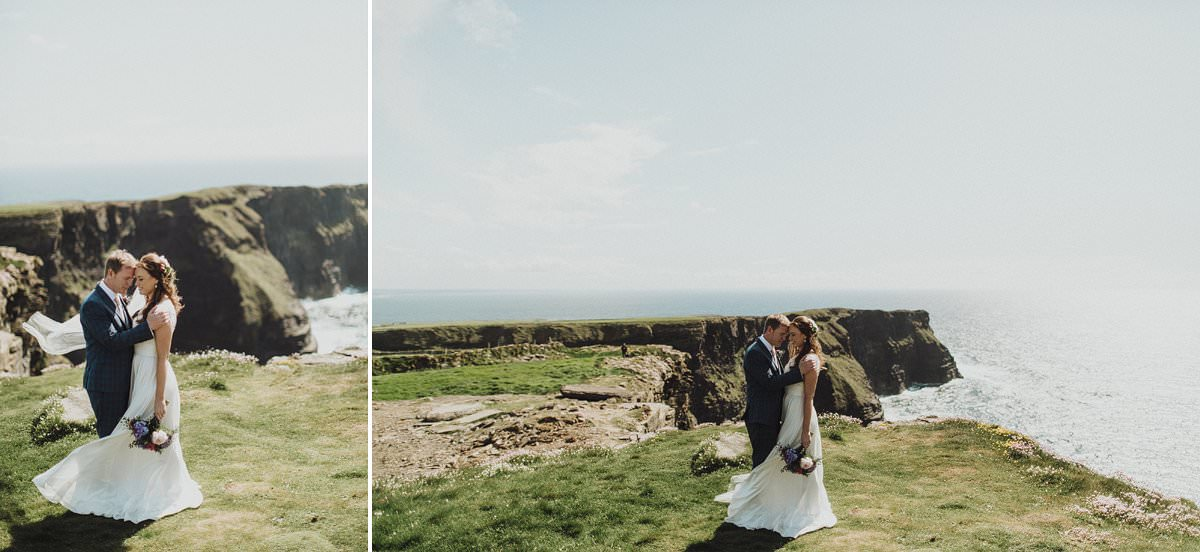 Doolin wedding - Cliffs of Moher wedding photography 0193