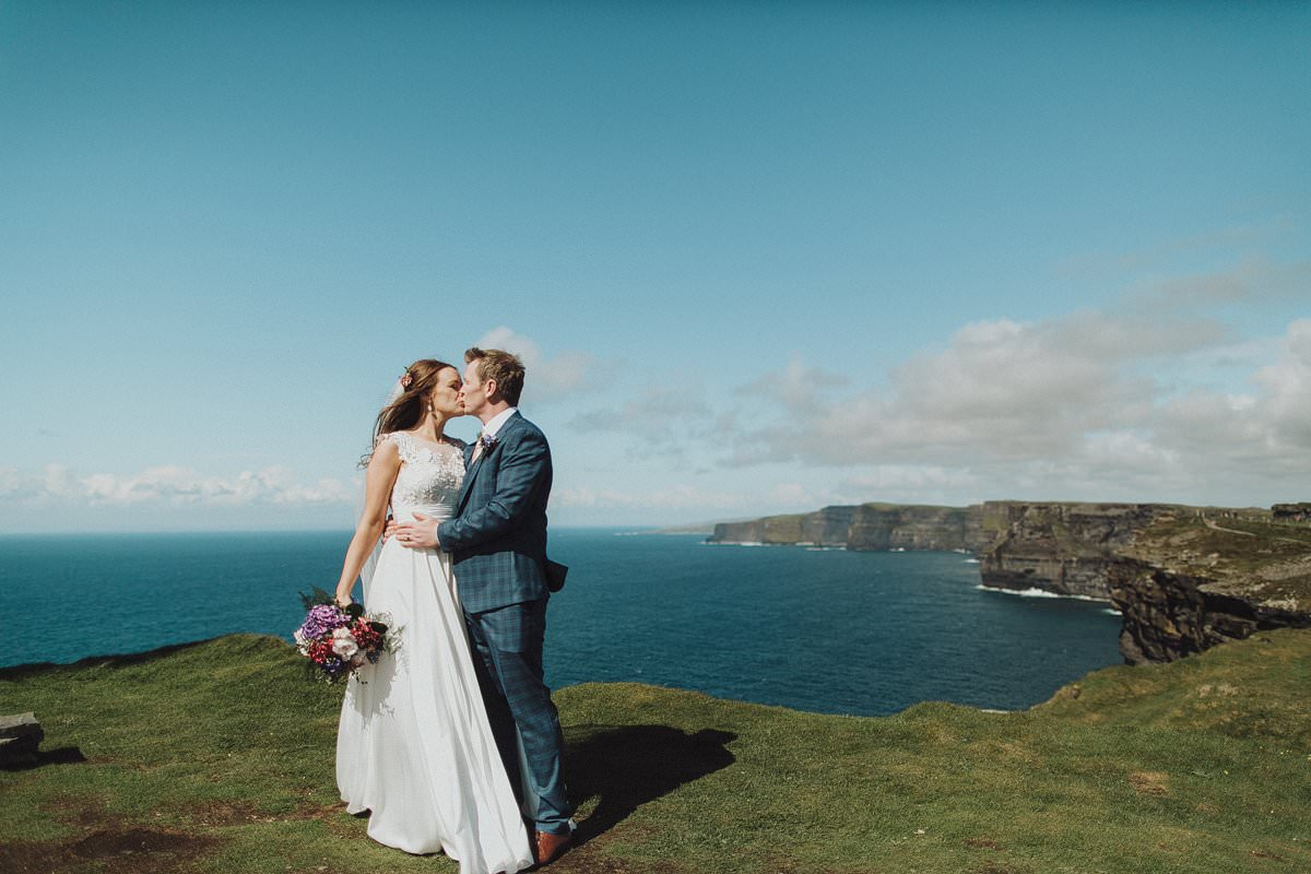 Doolin wedding - Cliffs of Moher wedding photography 0197