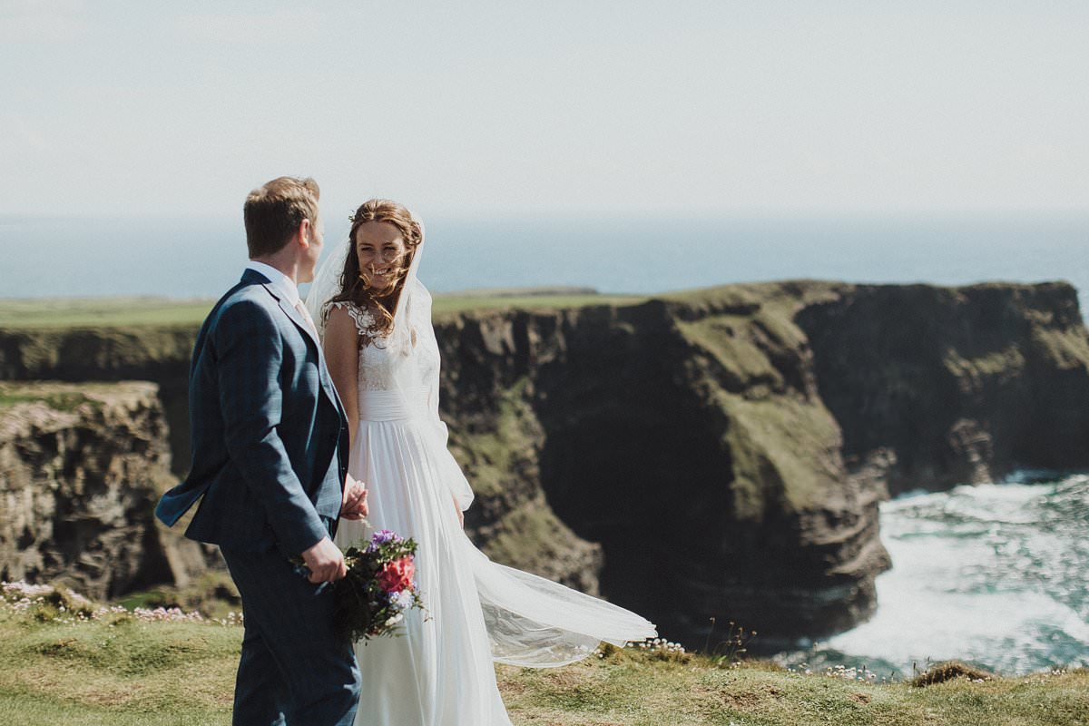 Doolin wedding - Cliffs of Moher wedding photography 0199