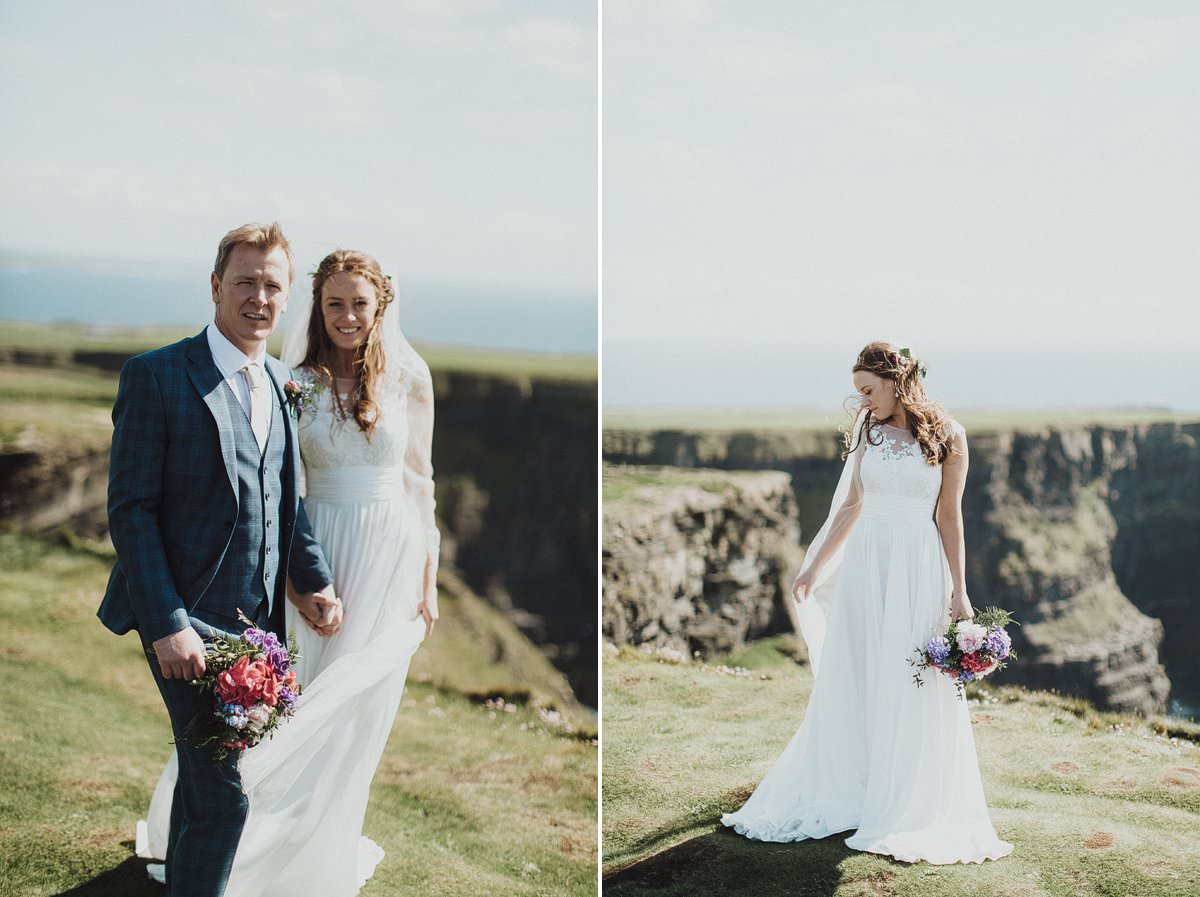 Doolin wedding - Cliffs of Moher wedding photography 0200