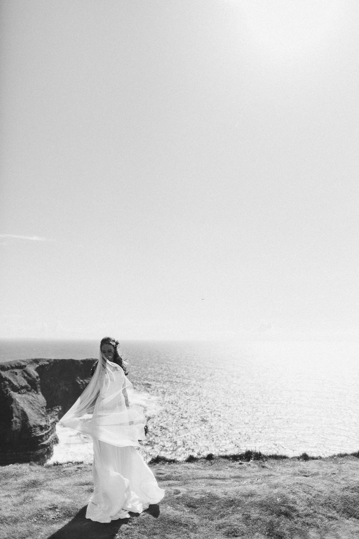 Doolin wedding - Cliffs of Moher wedding photography 0204