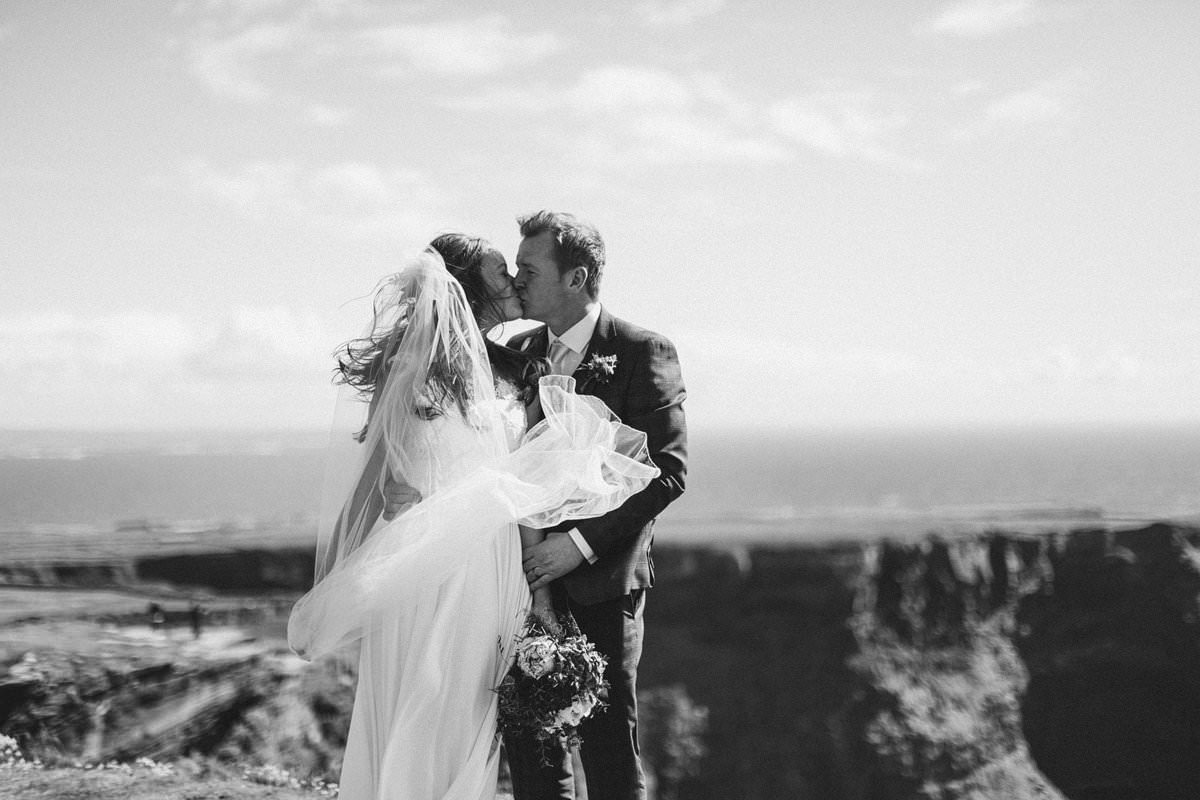 Doolin wedding - Cliffs of Moher wedding photography 0206