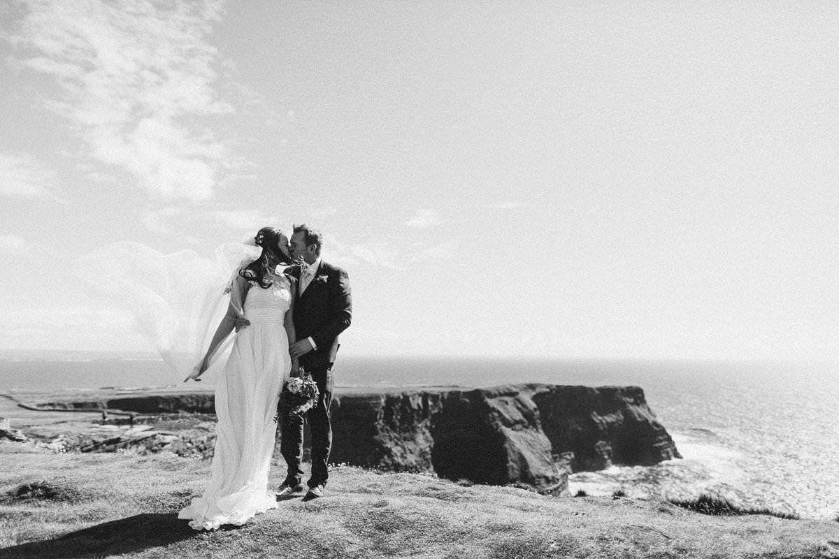 Doolin wedding - Cliffs of Moher wedding photography 0208