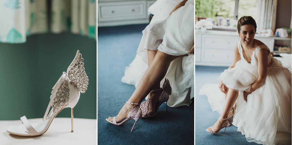 Lucy Bride Amazing Wedding Shoes