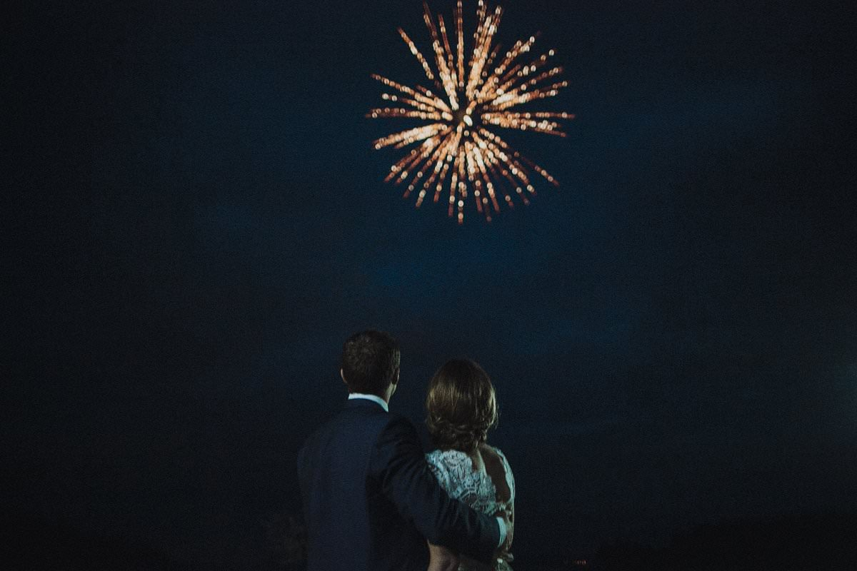 Ashford Castle Wedding Fireworks 0001 Ireland Photographer Dublin