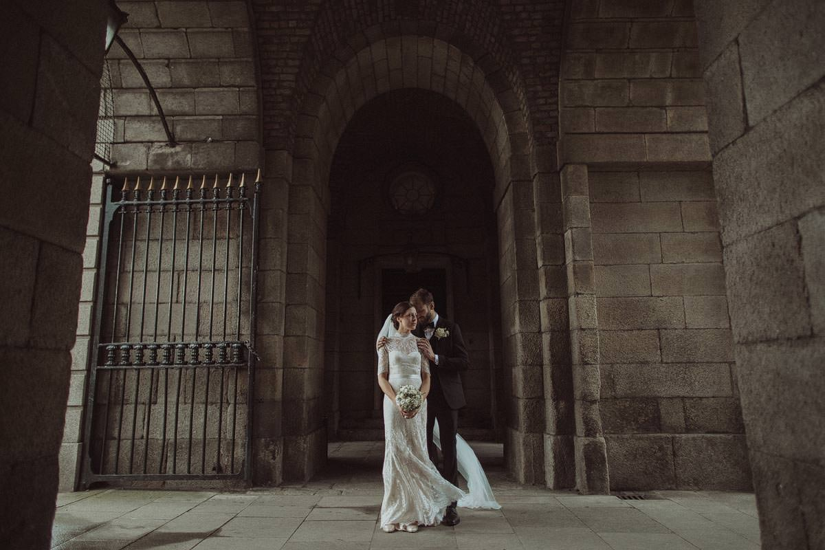 Trinity Chapel Dublin wedding - Kings Inn - Grainne & Hughie 10