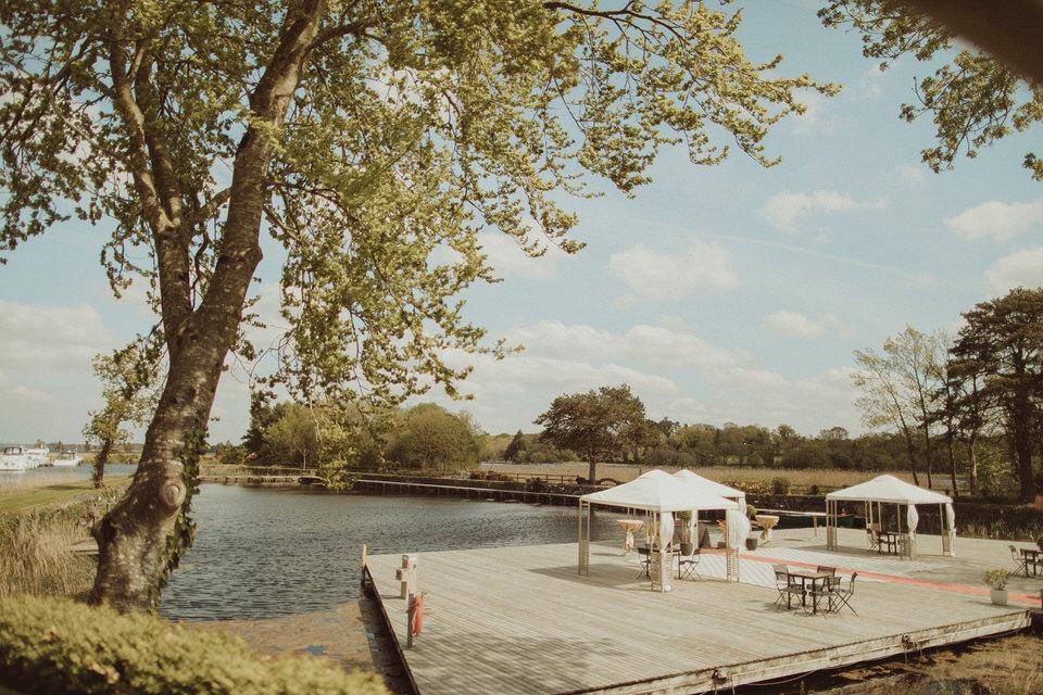 Coolbawn Quay wedding - K&O - lake wedding 8