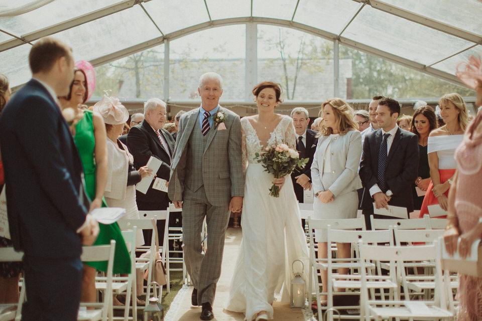 Coolbawn Quay wedding - K&O - lake wedding 17