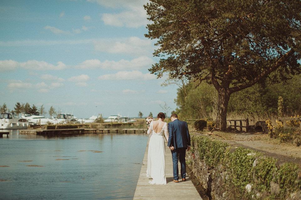Coolbawn Quay wedding - K&O - lake wedding 26