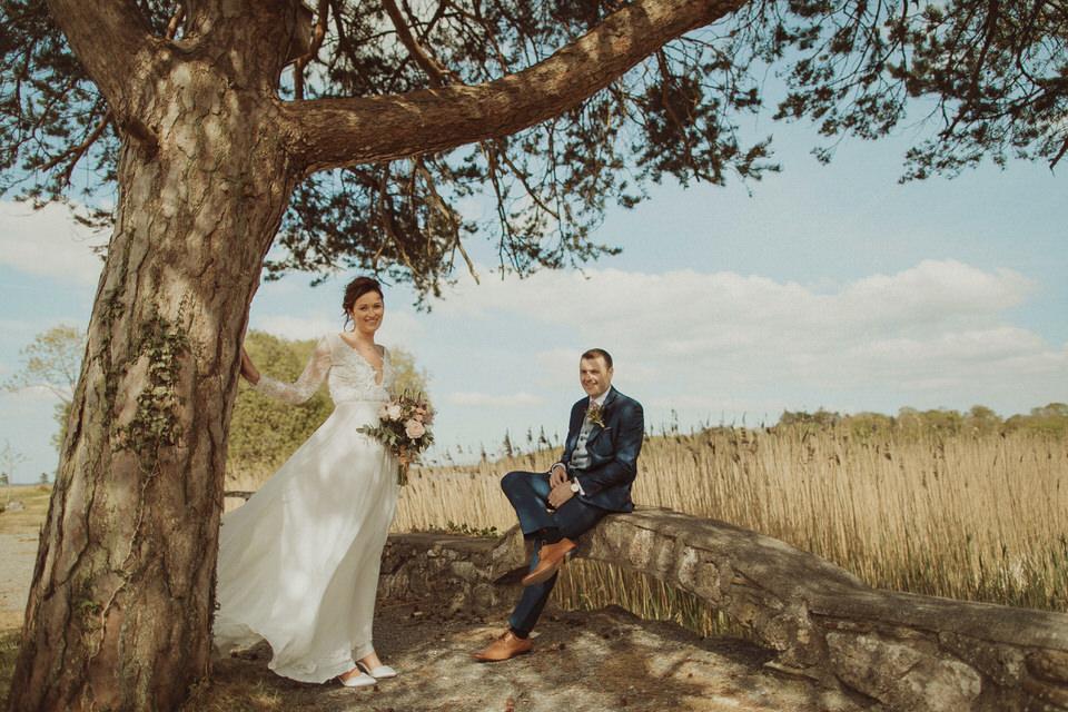 Coolbawn Quay wedding - K&O - lake wedding 27