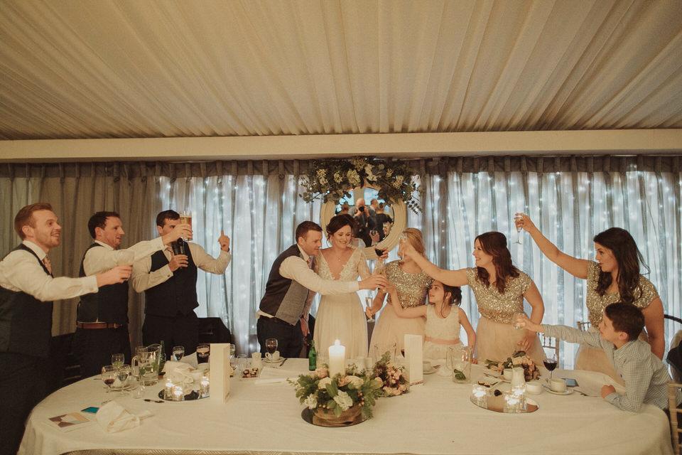 Coolbawn Quay wedding - K&O - lake wedding 33