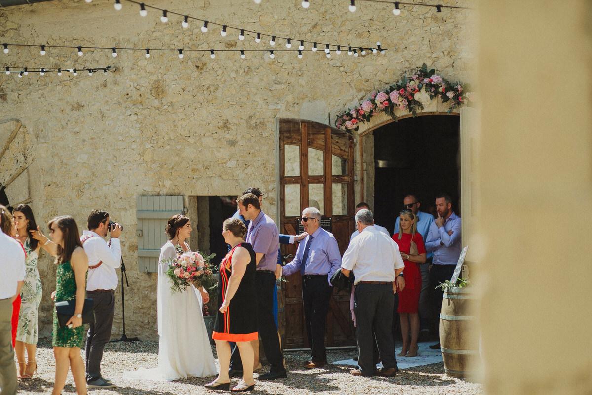 Chateau de Malliac wedding - S&P - Bordeaux wedding photography 123