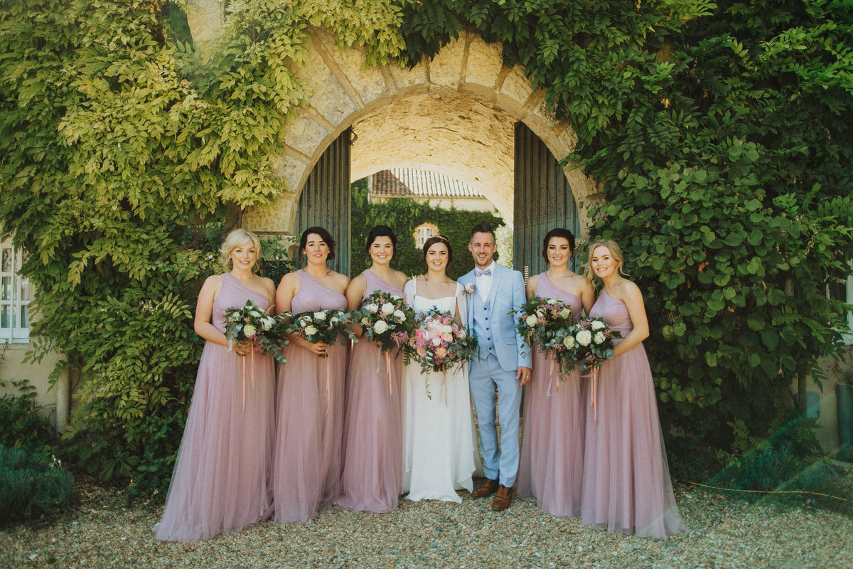 Chateau de Malliac wedding - S&P - Bordeaux wedding photography 153