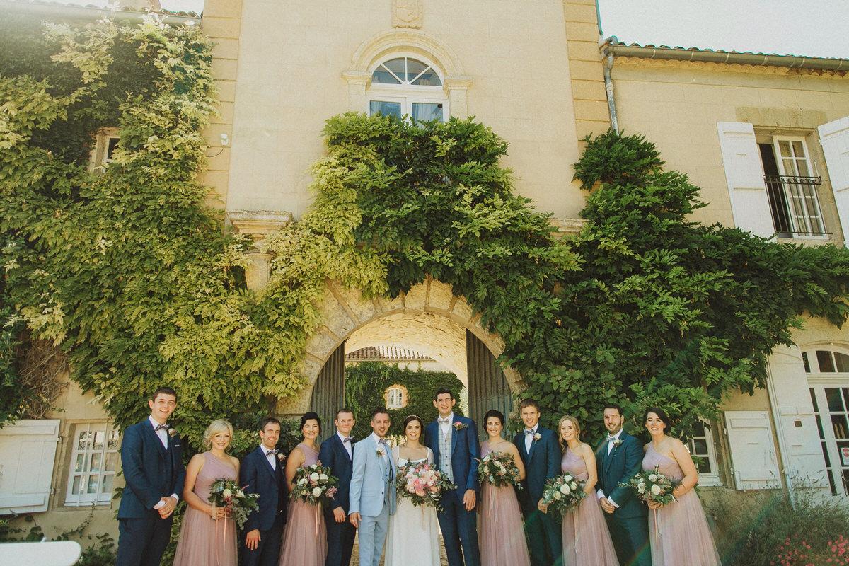 Chateau de Malliac wedding - S&P - Bordeaux wedding photography 155