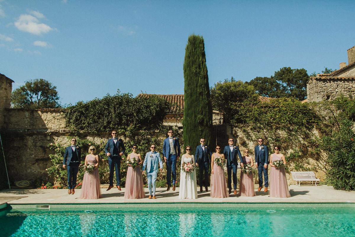 Chateau de Malliac wedding - S&P - Bordeaux wedding photography 163