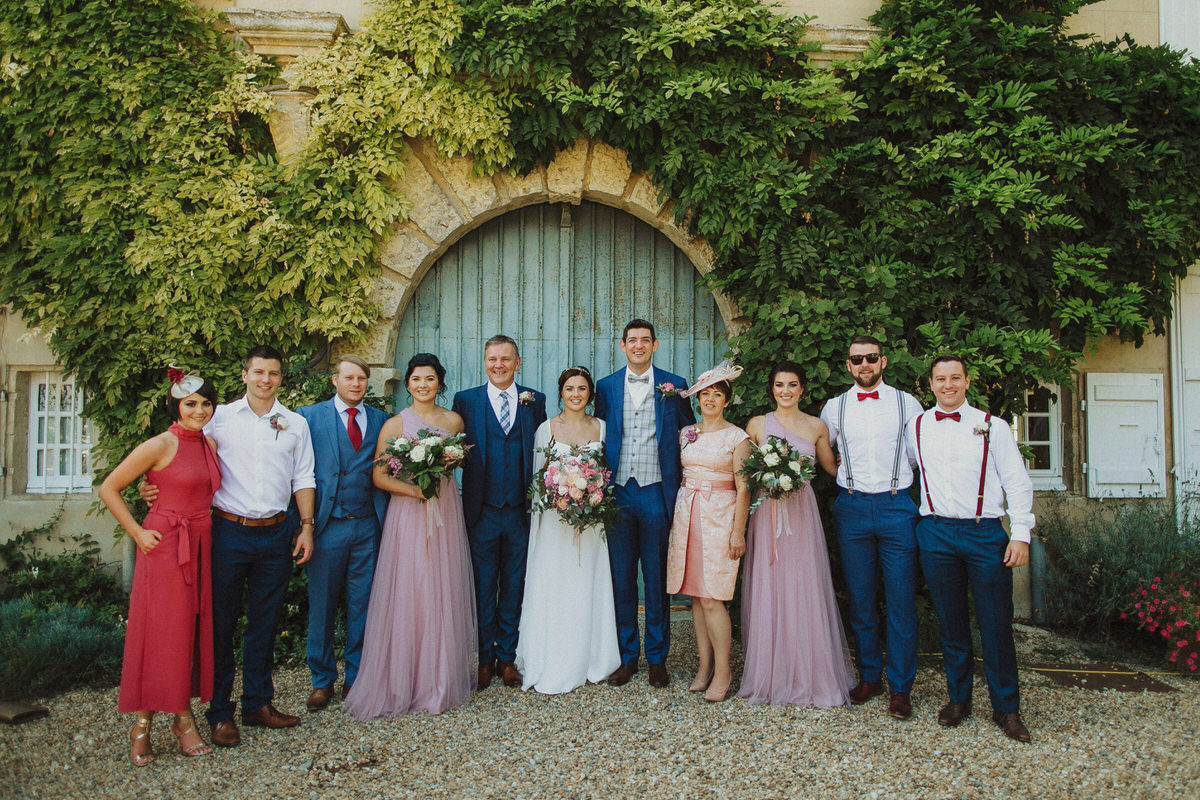 Chateau de Malliac wedding - S&P - Bordeaux wedding photography 166