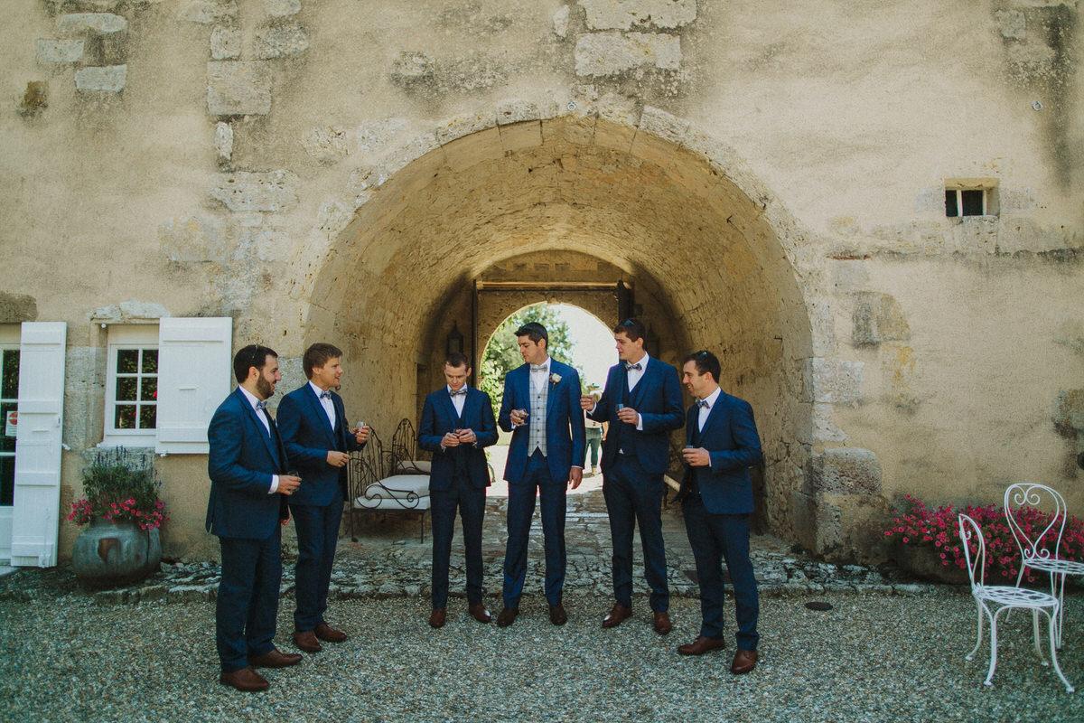 Chateau de Malliac wedding - S&P - Bordeaux wedding photography 36