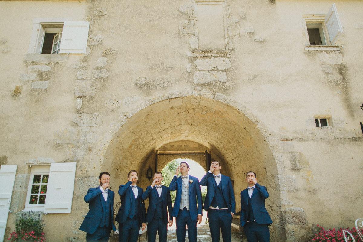 Chateau de Malliac wedding - S&P - Bordeaux wedding photography 37