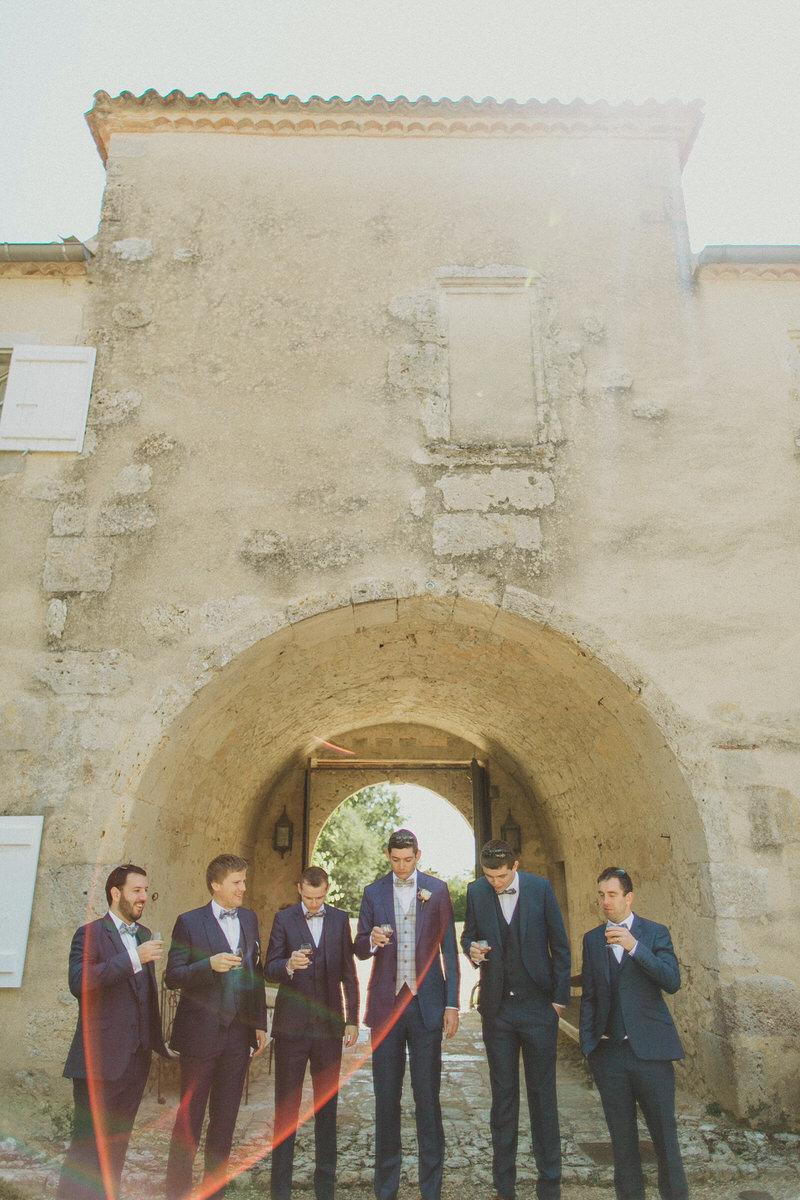 Chateau de Malliac wedding - S&P - Bordeaux wedding photography 38
