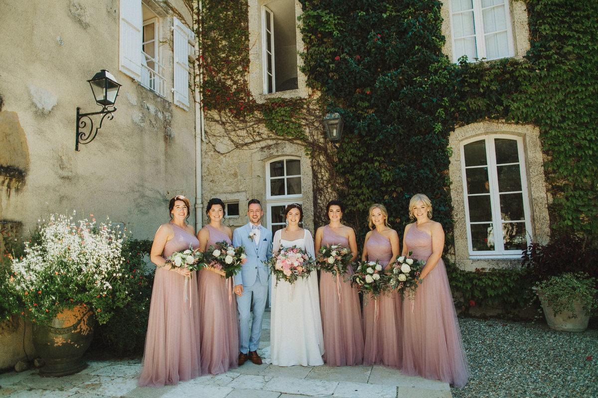 Chateau de Malliac wedding - S&P - Bordeaux wedding photography 89