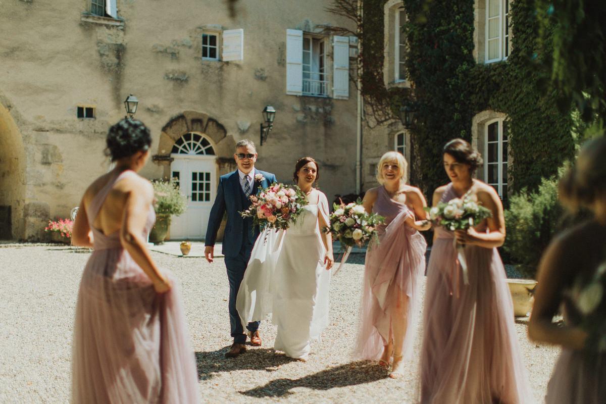 Chateau de Malliac wedding - S&P - Bordeaux wedding photography 90