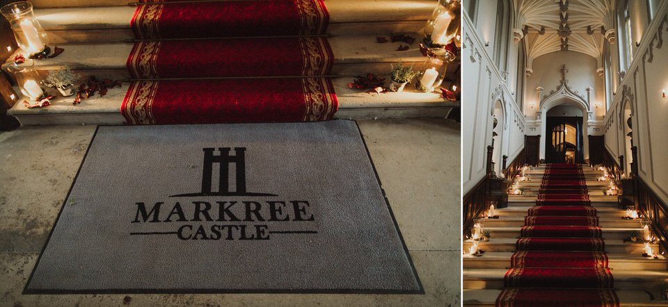 Markree Castle wedding - S&K 44