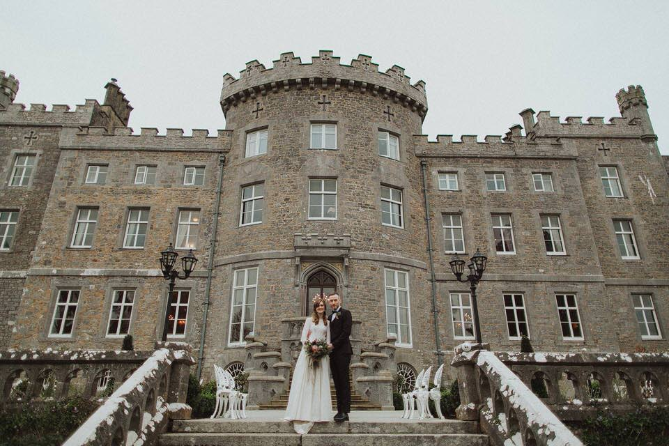 Markree Castle wedding - S&K 130