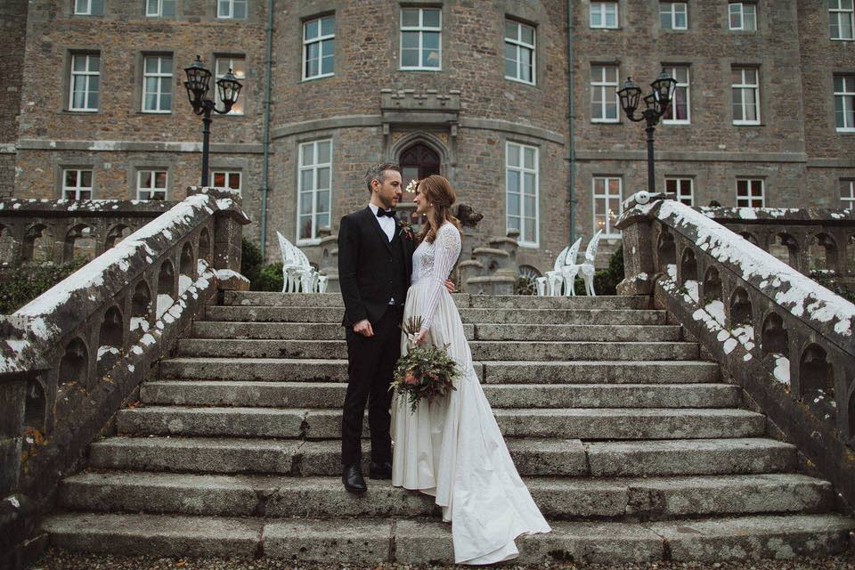 Markree Castle wedding - S&K 133