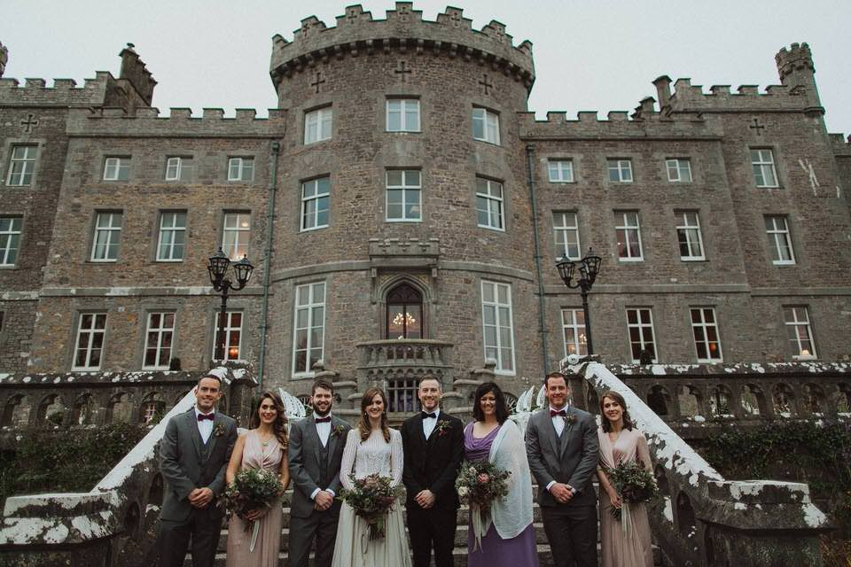Markree Castle wedding - S&K 134
