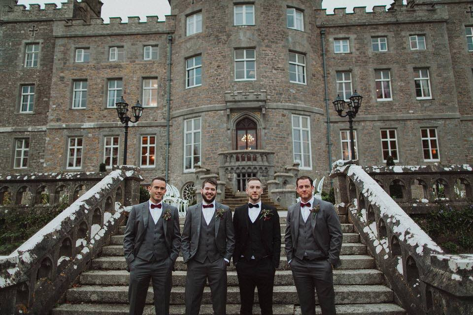 Markree Castle wedding - S&K 135