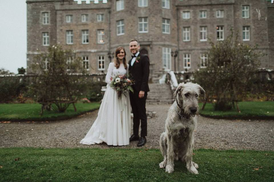 Markree Castle wedding - S&K 136