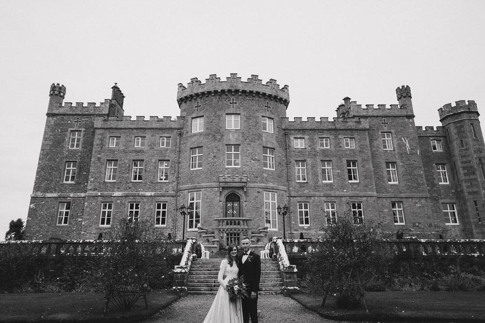 Markree Castle wedding - S&K 137